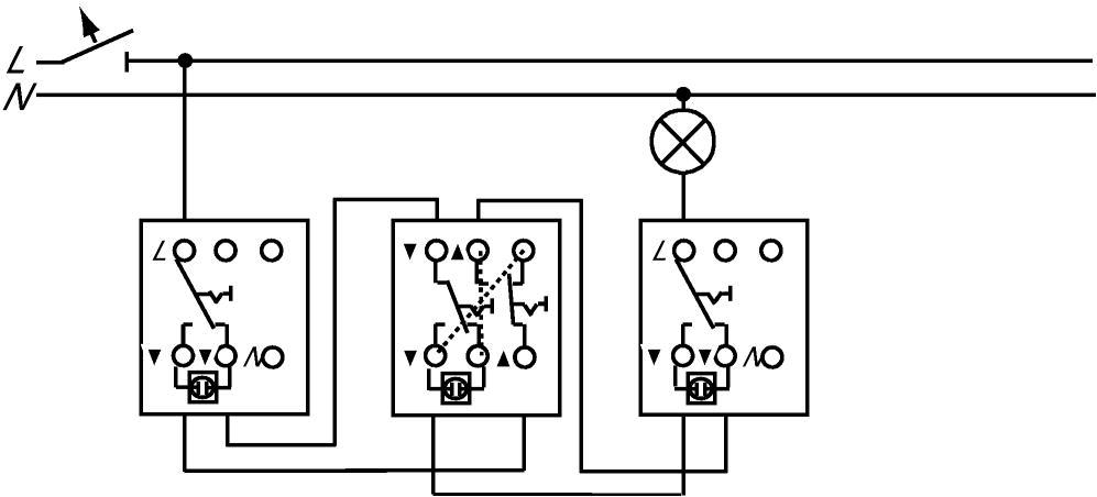 Схема подключения номер схемы 7
