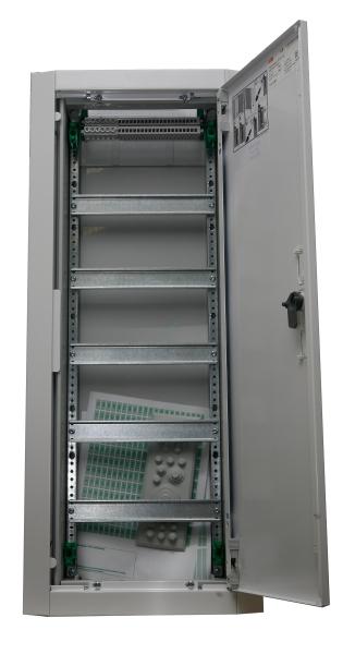 Abb распределительный щит на 18 модулей