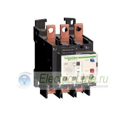 Тепловые реле перегрузки , электронные реле перегрузки для трехполюсных контакторов Schneider Electric, Telemecanique.
