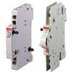 Дистанционные расцепители ABB сигнальные и вспомогательные контакты , шинные разводки , моторные привода для модульных автоматов